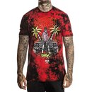 Sullen Clothing T-Shirt - Islander L