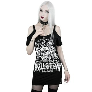 Killstar Strappy Top - Clairvoyant Distress