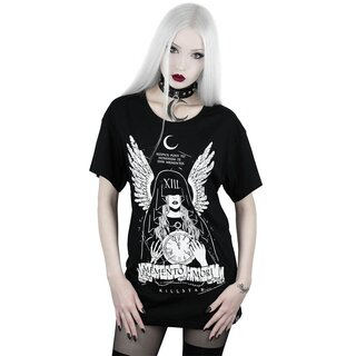 Killstar Relaxed Top - Memento