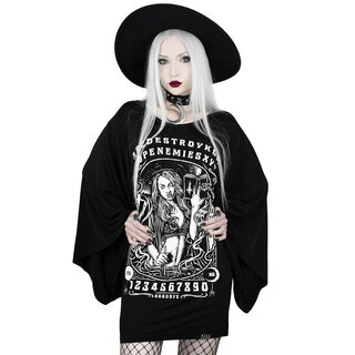 Killstar Tunic Mini Dress - Spellcaster Kimono