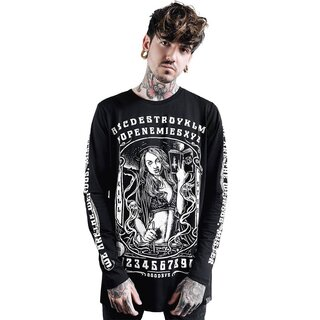 Killstar Long Sleeve T-Shirt - Spellcaster