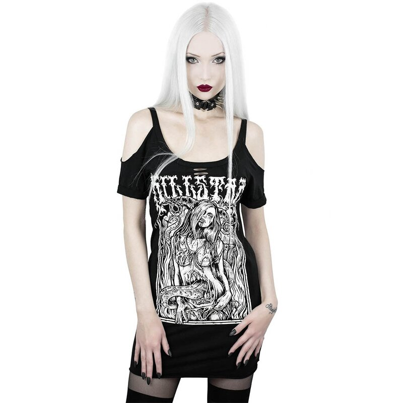 Killstar Träger Top - Gory Distress XXL