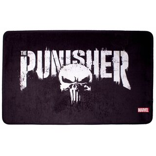 The Punisher Mini Teppich - Logo