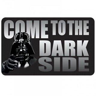 Star Wars Mini Teppich - Come To The Dark Side