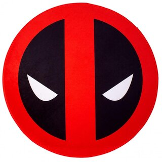 Deadpool Mini Teppich - Logo