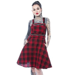 Heartless Pinafore Dress - Maude