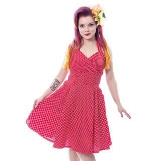 Rockabella Neckholder Dress - Freya