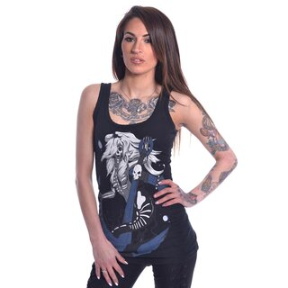 Heartless Ladies Tank Top - Death Mermaid