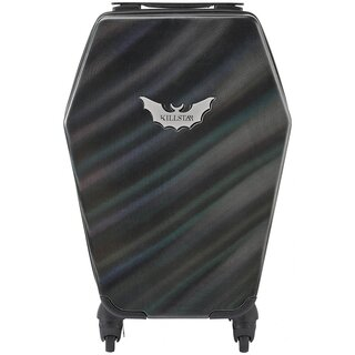 Killstar Suitcase - Casket Carry Case Holo