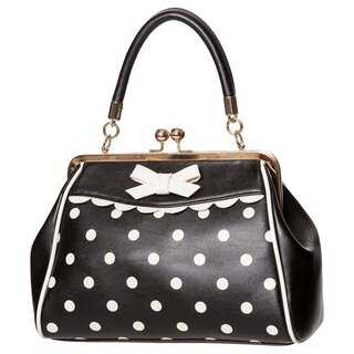 Dancing Days Handbag - Crazy Little Thing Black