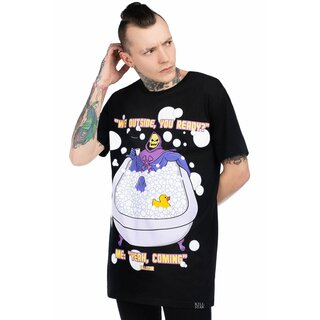 Killstar X Skeletor Unisex T-Shirt - Chillax