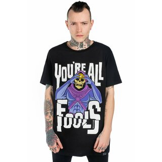 Killstar X Skeletor Unisex T-Shirt - Fools