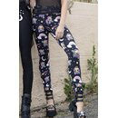 Killstar X Skeletor Leggings - Not Cute XL