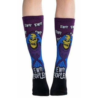 Killstar X Skeletor Socks - Ew People