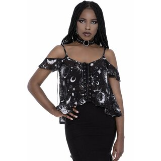 Killstar Crop Top - Astral Light Top