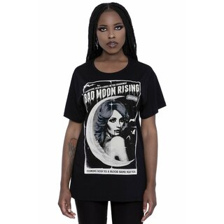 Killstar Relaxed Top - Bad Moon Rising