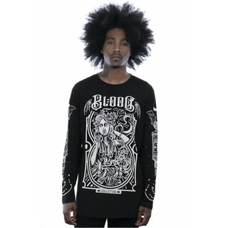 Killstar Long Sleeve T-Shirt - Elixir