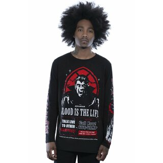 Killstar Long Sleeve T-Shirt - Dial Vamp