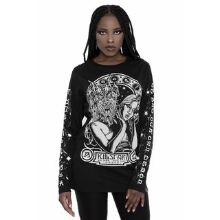 Killstar Long Sleeve T-Shirt - Hey Demon