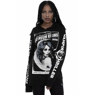 Killstar Sweater - Bad Moon Rising Hoodie