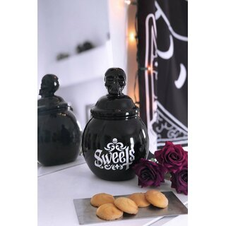 Killstar Ceramic Jar - Sweets