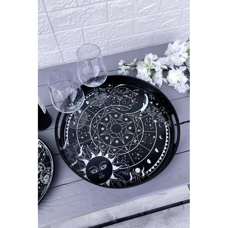 Killstar Serving Tray - Sky Spirit