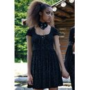 Killstar Velvet Babydoll Dress - Sadie