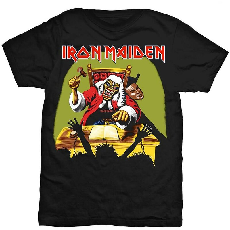 Iron Maiden T-Shirt - Deaf Sentence M