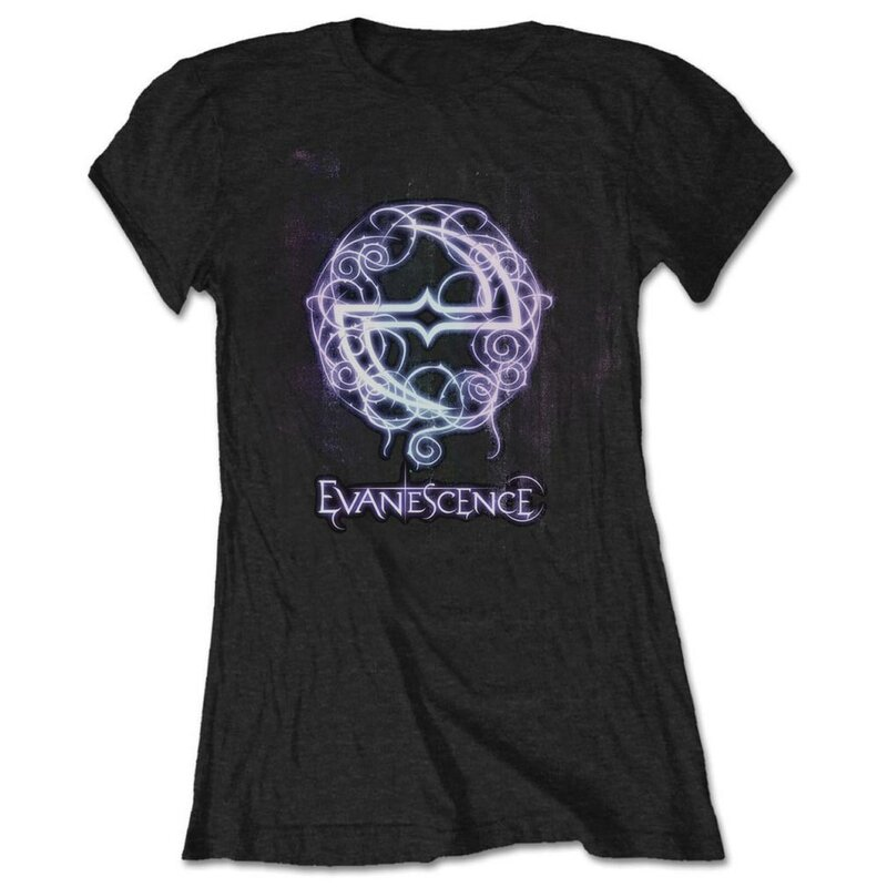 Evanescence Ladies T-Shirt - Want
