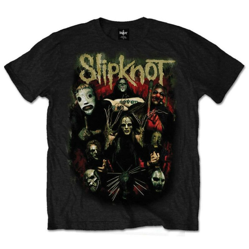 Slipknot T-Shirt - Come Play Dying XL