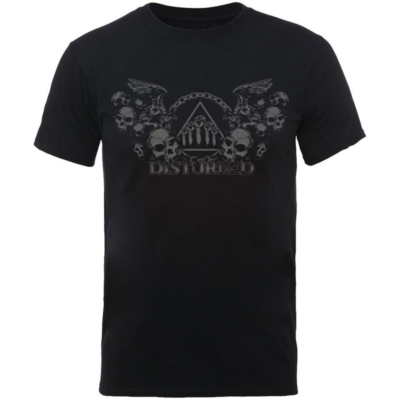 Disturbed T-Shirt - Beware The Vultures S