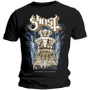 Ghost T-Shirt - Ceremony & Devotion S