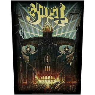 Ghost Back Patch - Meliora
