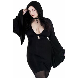 Killstar Hood Dress - Deity