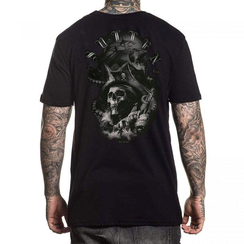 Sullen Clothing T-Shirt - Rough Waters