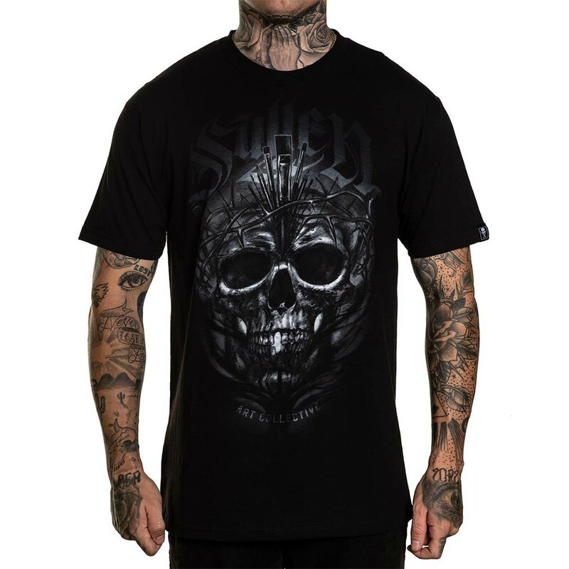 Sullen Clothing T-Shirt - Elen Skull 3XL