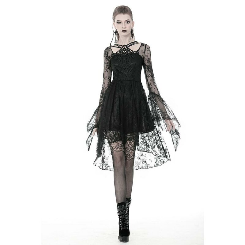 Dark In Love Minikleid - Entanglement