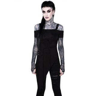 Killstar Long Sleeve Top - Hole Heartedly