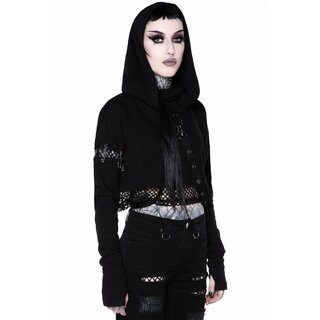 Killstar Hooded Sweater - Dust Storm