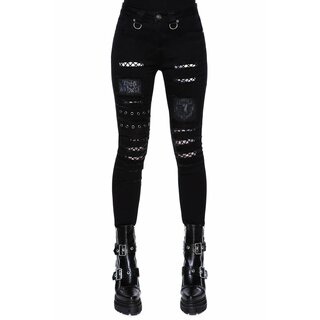 Killstar Jeans Trousers - Carnage