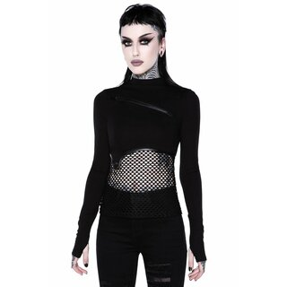 Killstar Long Sleeve Top - Sindi