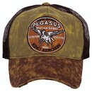 King Kerosin Trucker Cap - Pegasus