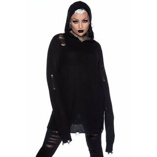 Killstar Knit Sweater - Mantra Hoodie