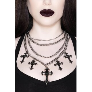 Killstar Necklace - Bury Her