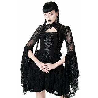Killstar Mini Dress - Dark Masquerade