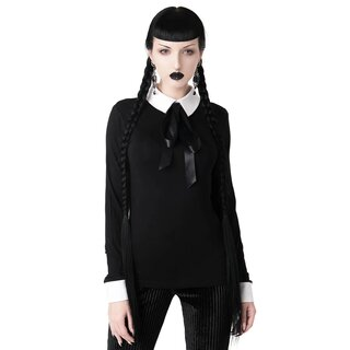 Killstar Long Sleeve Top - Emelina