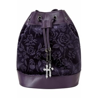 Killstar Handbag - At Nightfall Purple