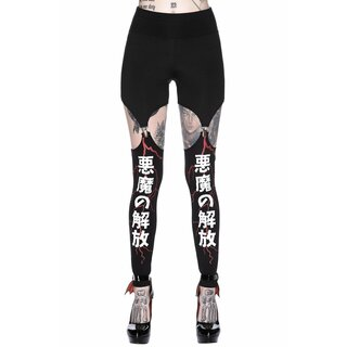 Killstar Leggings - Release Me