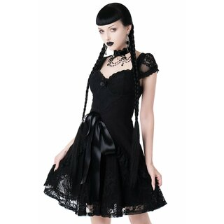 Killstar Mini Dress - Hocus Black