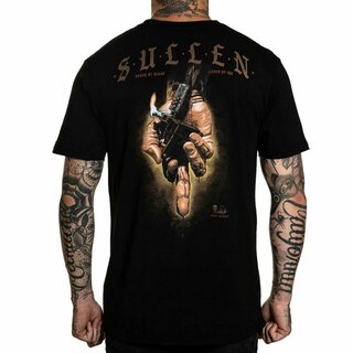 Sullen Clothing T-Shirt - Burned